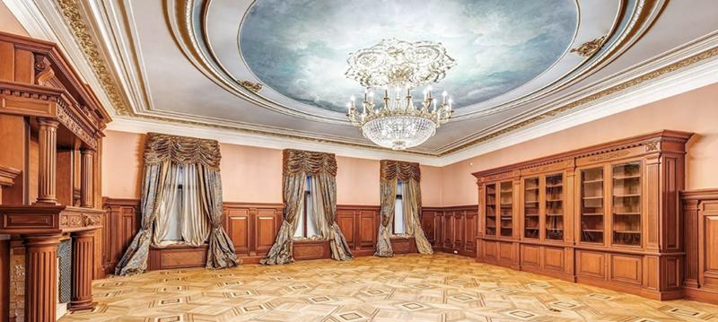 lijosea mansion