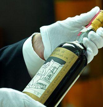 el whisky de malta