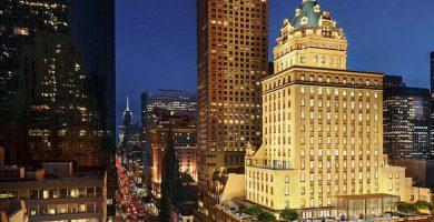 lujoso ático en nueva york