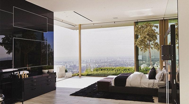 The One habitación
