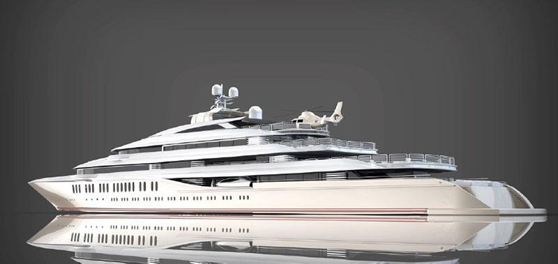 2019 SSH MARITIME 115 Classic Yacht