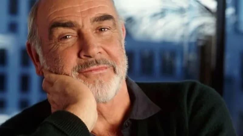 actor sean connery