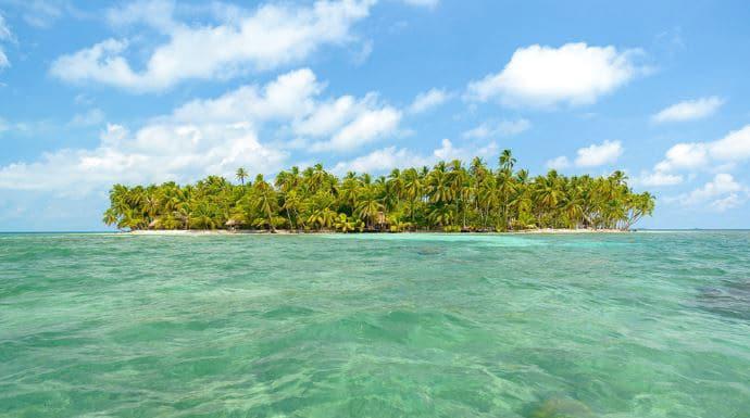caribe isla calala