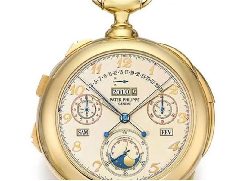 reloj de bolsillos
